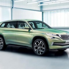 Skoda is building an all-electric vehicle