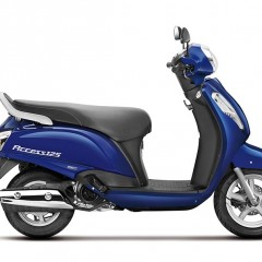 New Suzuki Access 125 launched; Priced at Rs. 53,887