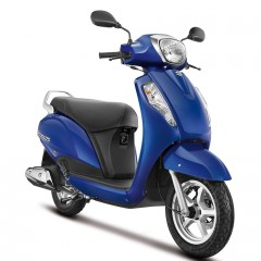 Suzuki Access 125 CBS Launched at Rs 59,000