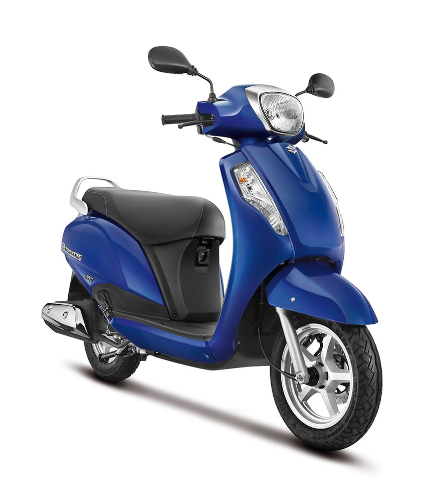 Suzuki Access 125 launch in India