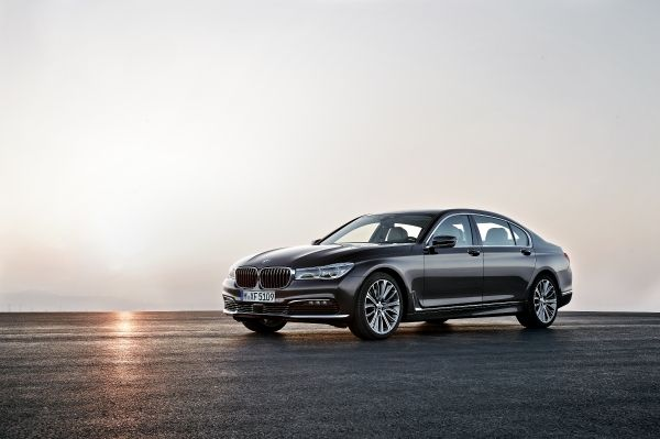 The new BMW 7 Series 750Li xDrive