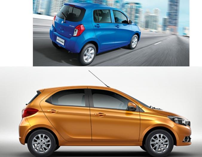 Tata Tiago Diesel vs Maruti Celerio Diesel