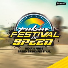 Bajaj Pulsar Festival of Speed to commence in 6 cities in India