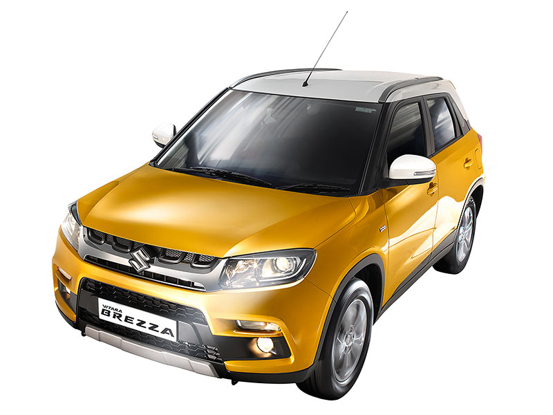 Vitara Brezza Accessory List