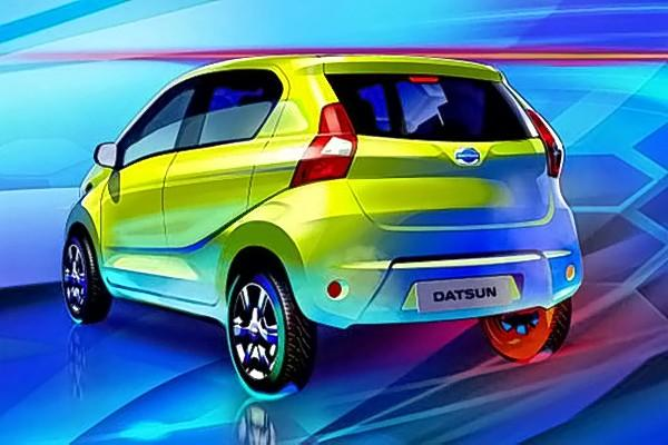 Datsun RediGO India launch