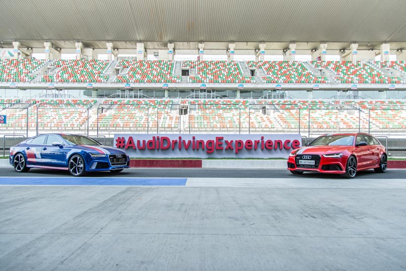 Audi Sportscar experience at BIC