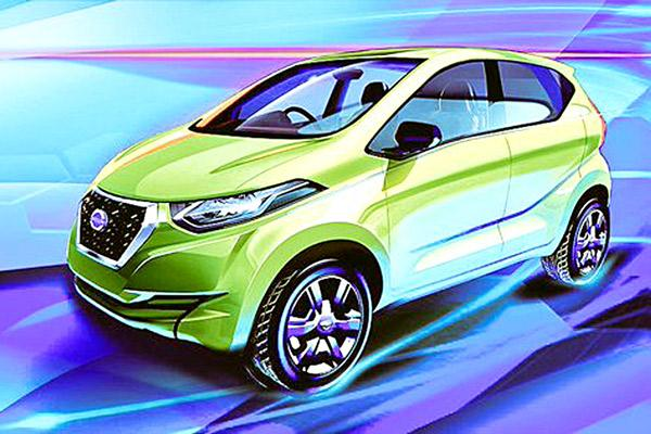 Datsun RediGO launch in India on April 14