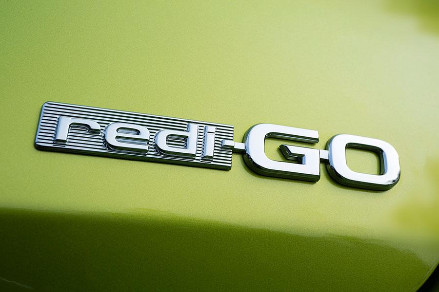 Datsun RediGO logo