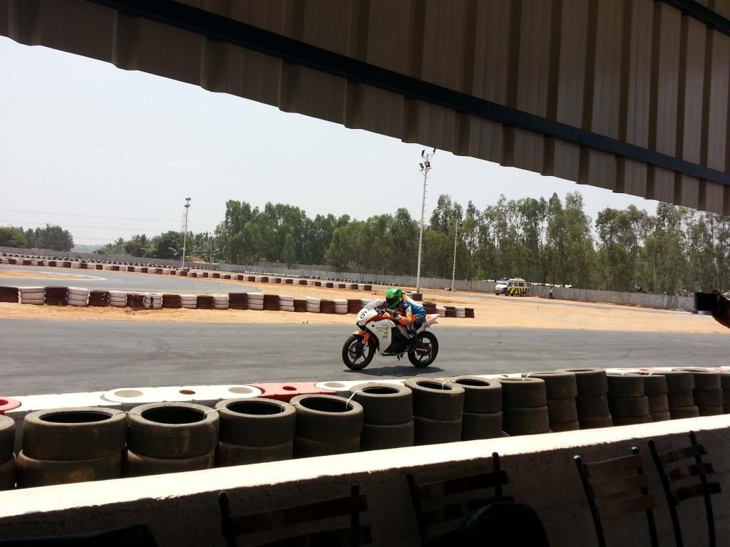 4 Honda MotorSport Racer 2