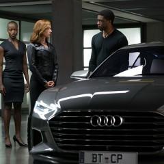 """Audi SQ7 featured in Marvel's """"Captain America: Civil War"""" movie"""