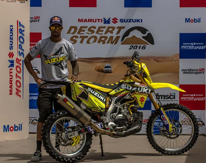 CS-Santosh-wins-2016-Desert-Storm-rally-in-Moto-category