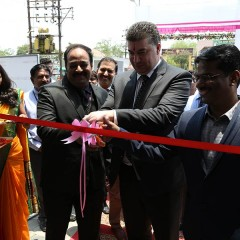 General Motors Inaugurates new 3S facility 'Aarya Chevrolet' in Maharashtra