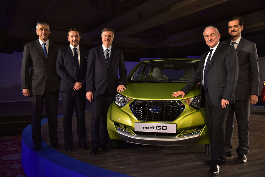Datsun Redi GO launch