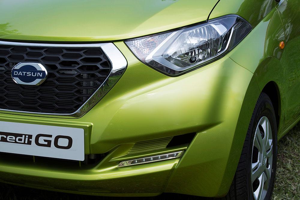 Datsun RediGO front design