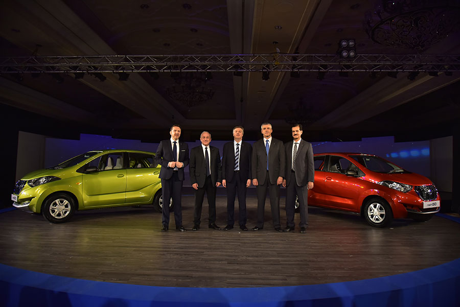 Datsun Redi-GO World Premiere in India