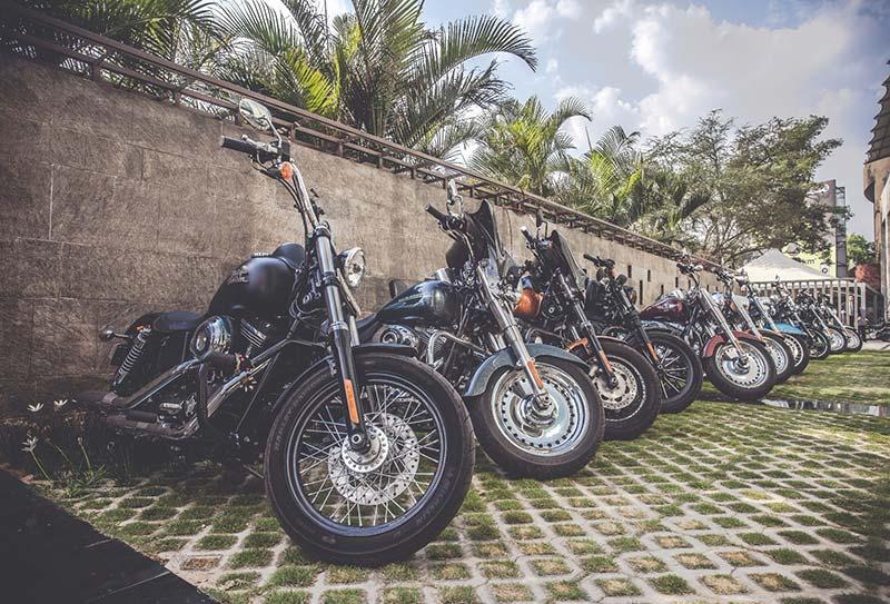 Harley Davidson in Bangalore