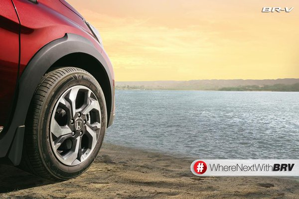 Honda BR-V Photo OutDoor