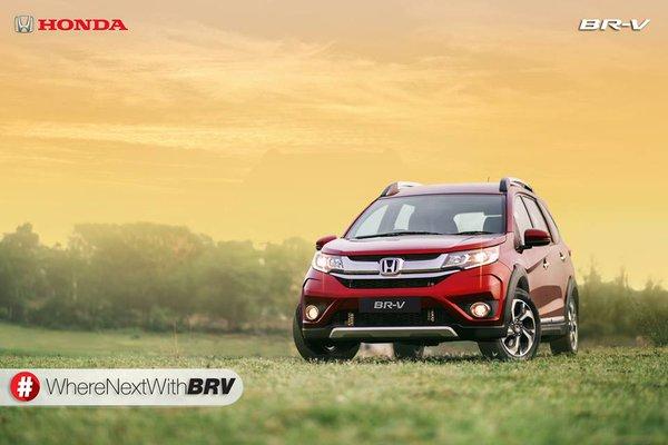 Honda BR-V Photos
