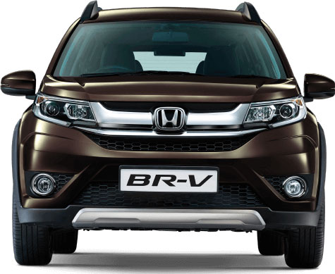 Honda BR-V Golden Brown Metallic Color (Gold Color, Brown Color, Golden color BR-V)
