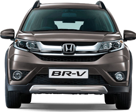 Honda BR-V Urban Titanium Metallic Color
