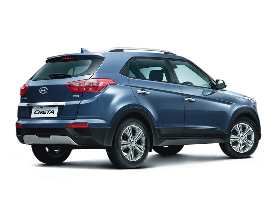 Hyundai-Creta-Blue-Shot-Rear