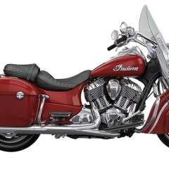 Indian Motorcycle introduces New 2016 Indian Springfield