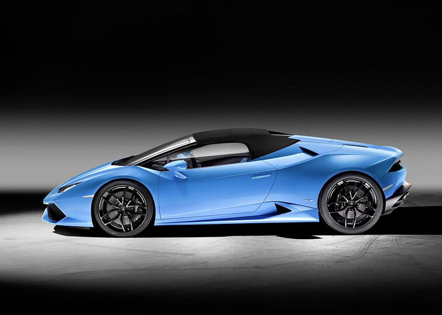Lamborghini Huracan launch in India