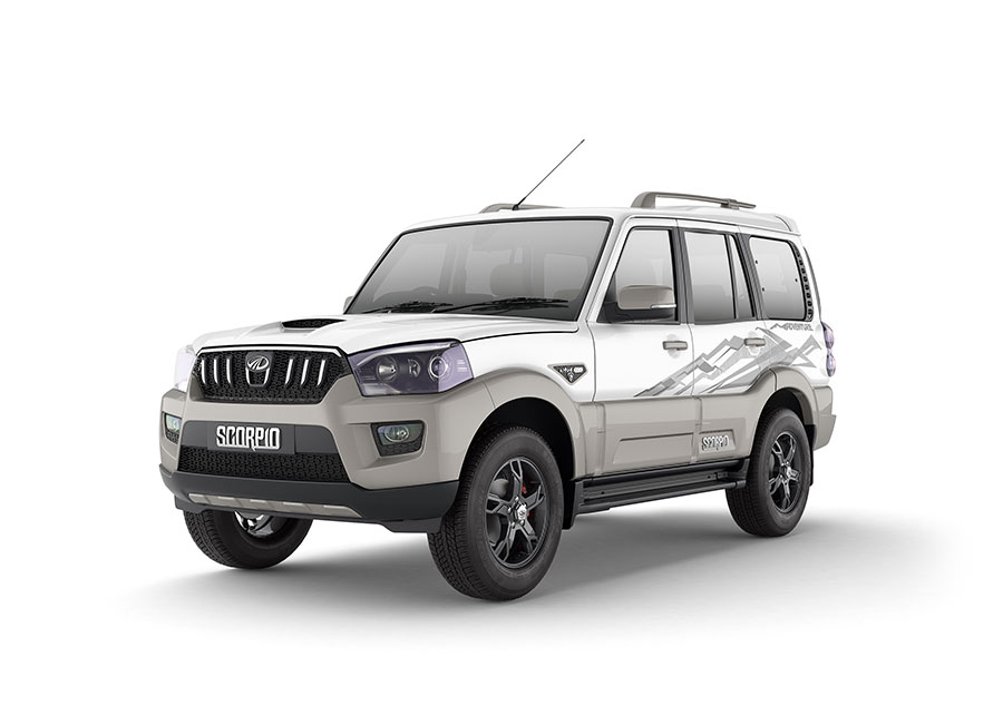 Limited Edition Mahindra Scorpio is here