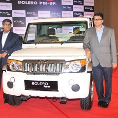 Mahindra's New Big Bolero Pik-up launched at INR 6.3 lakhs