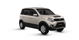 Mahindra Nuvosort white color