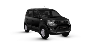 Mahindra NuvoSport Black Color