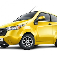 Mahindra e2o to be discontinued; Will be replaced by 4-door e2oPlus