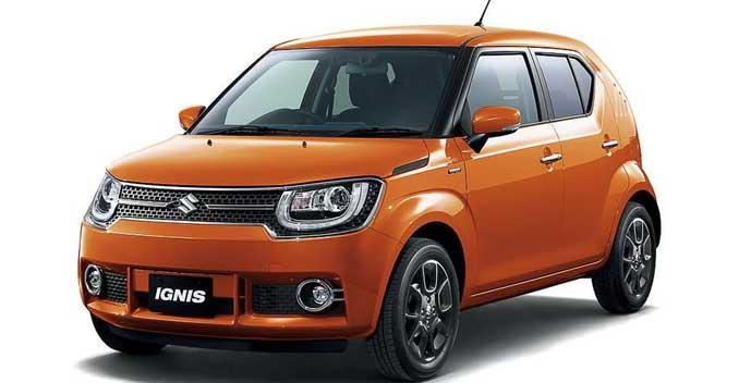 Maruti Ignis Compact SUV