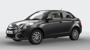 Maruti Swift Dzire in Magma Grey Color
