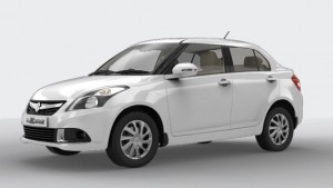 Maruti Swift Dzire White (Pearl ArctIc White)