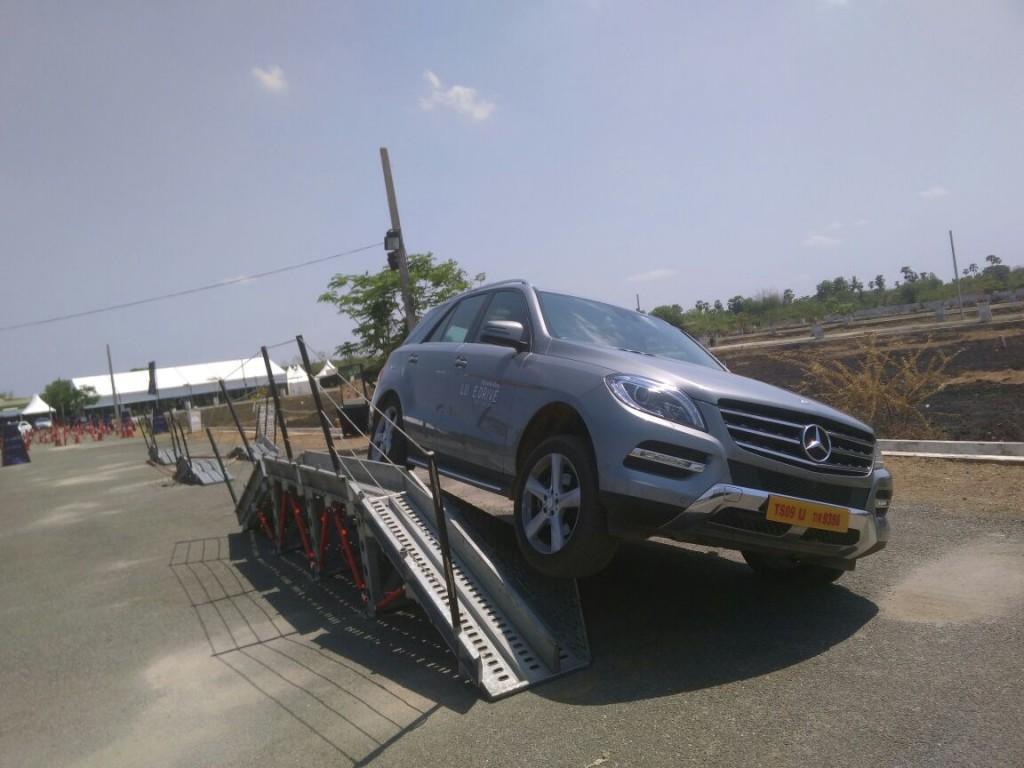 Mercedes-Benz India conducts its customer engagement programme- LuxeDrive at Vijayawada (2)