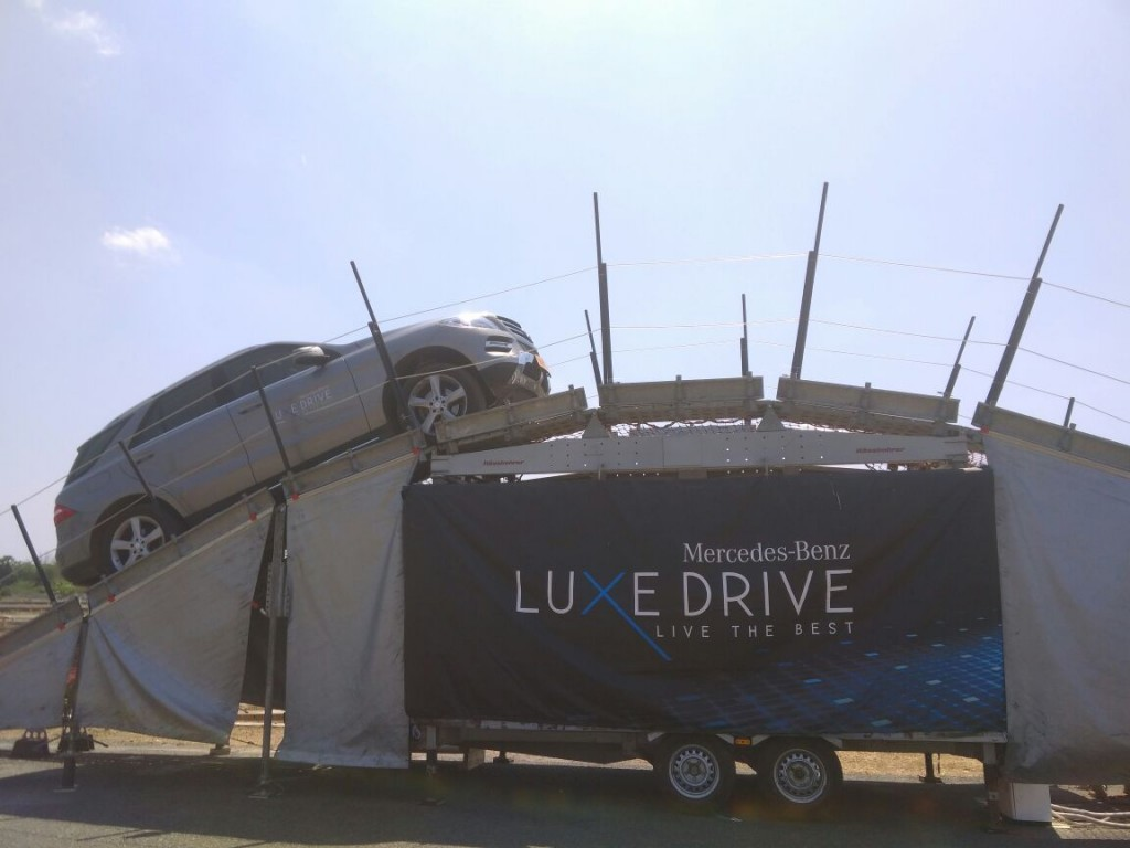 Mercedes-Benz India conducts its customer engagement programme- LuxeDrive at Vijayawada (4)