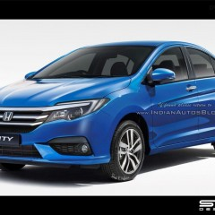 New Honda City Petrol Facelift to get 6-speed manual gearbox