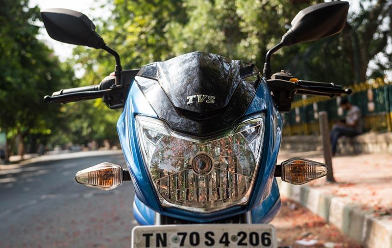 New-TVS-Victor-Front-Headlights