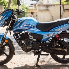 New TVS Victor crosses 1 lakh sales units in 9 Months