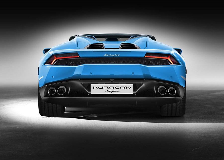 Lamborghini Huracan India launch