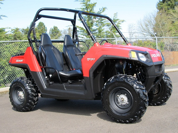 Polaris RZR India