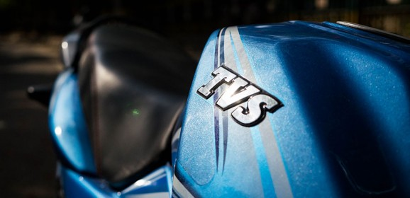 TVS Sells 3,59,850 vehicles in September 2017