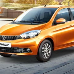 Tata Tiago hatchback launched in India at INR 3.2 lakhs