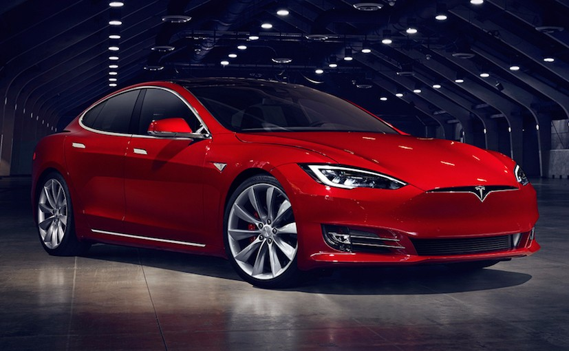 Tesla Model S Facelift Unveiled