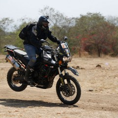 Triumph Motorcycles conducts Tiger Training Academy in Pune