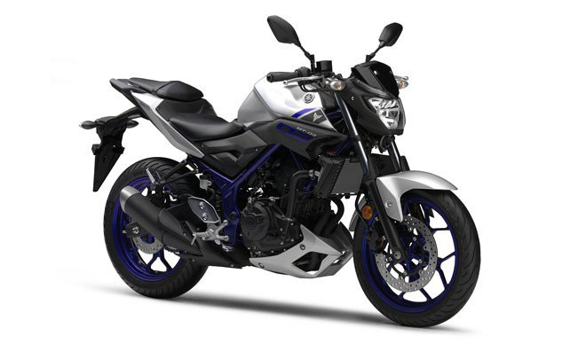 Yamaha MT-03 launch in India