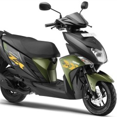 Yamaha Ray-ZR Stylish 113cc Scooter launched at Rs 52,000