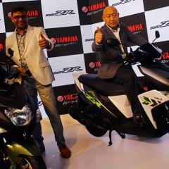 New Yamaha Ray-ZR and Yamaha MT-03 to launch on April 14?