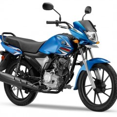 Yamaha Saluto RX Colors: Blue, Red, Black, Matt Black